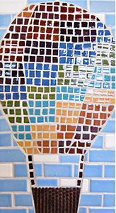 Casket Arts' Mercury Mosaic