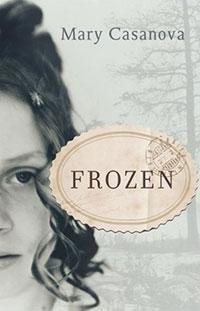 frozen book cover
