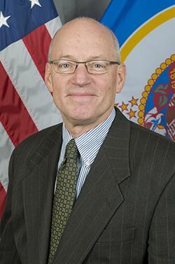 Commissioner Myron Frans