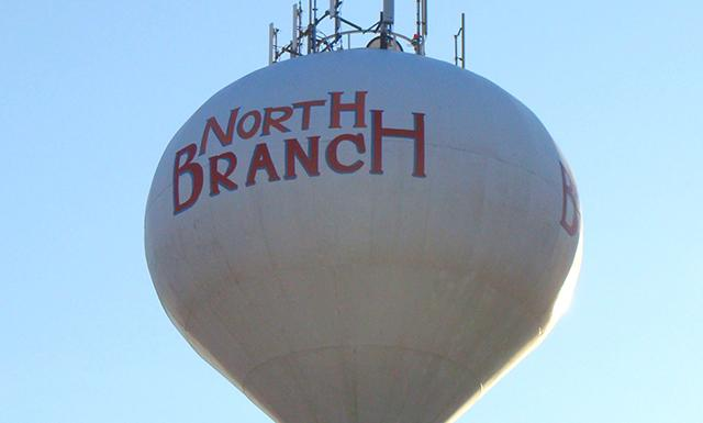 north branch water tower