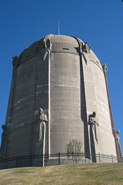 Washburn water tower