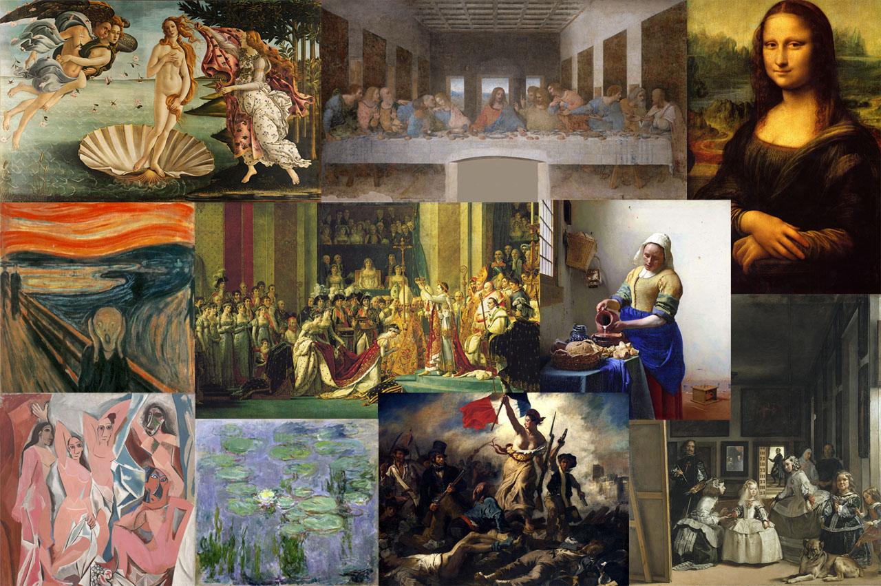 top 10 des œuvres d art incontournables
