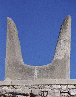 Knossos horns of consecration