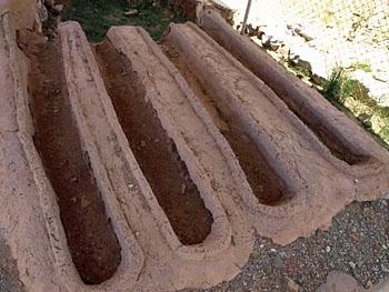Zakros: A kiln for smelting bronze