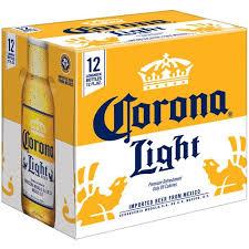 corona light 12 pack
