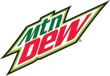 mt dew logo