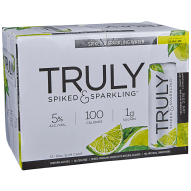 truly lime 12pk