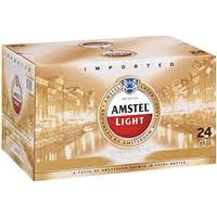 amstel light 24 pack
