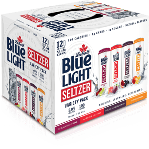 labatt light seltzer 12 pack