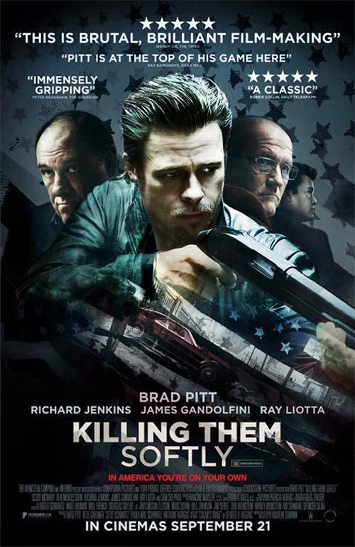 Killing Them Softly 2012 movie