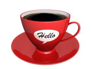 Morning Hello @ Virtual Social Workspace