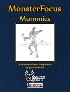 MF Mummies Cover