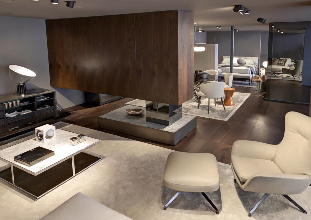 Meliconi è lieta di presentare un'altra grande novità: Minotti Concept Store By Misura Arredamenti Opens In Milan Events En