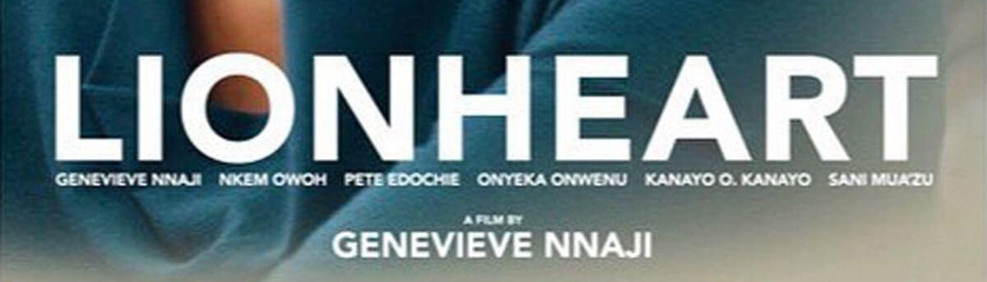 Lionheart de Genevieve Nnaji
