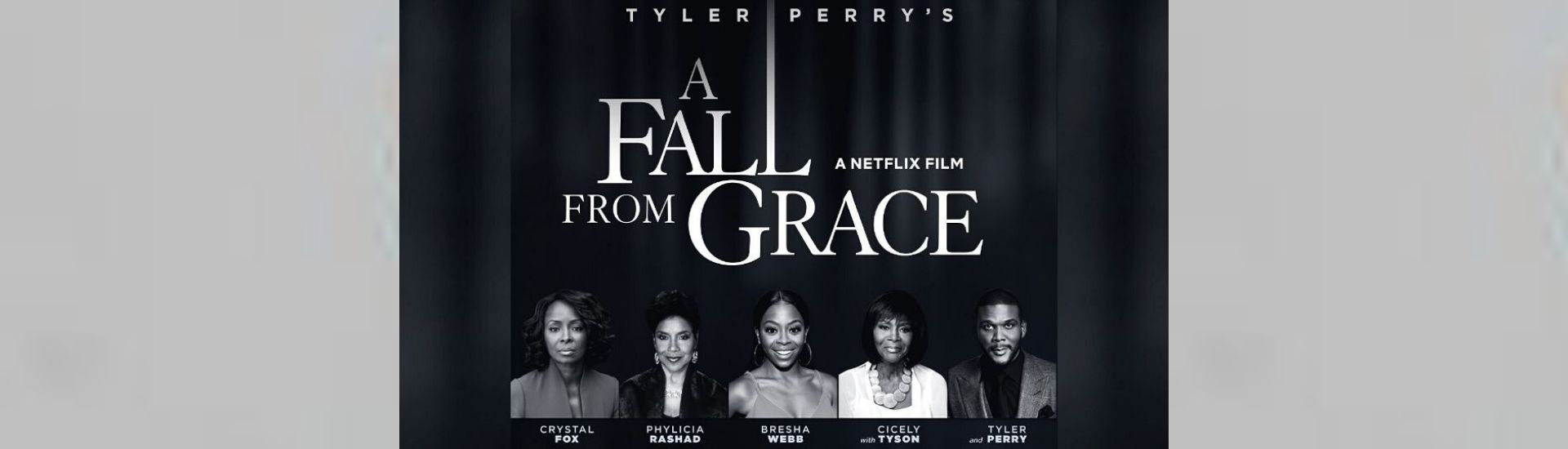 "Point de vue sur ""A Fall From Grace"" de Tyler Perry"
