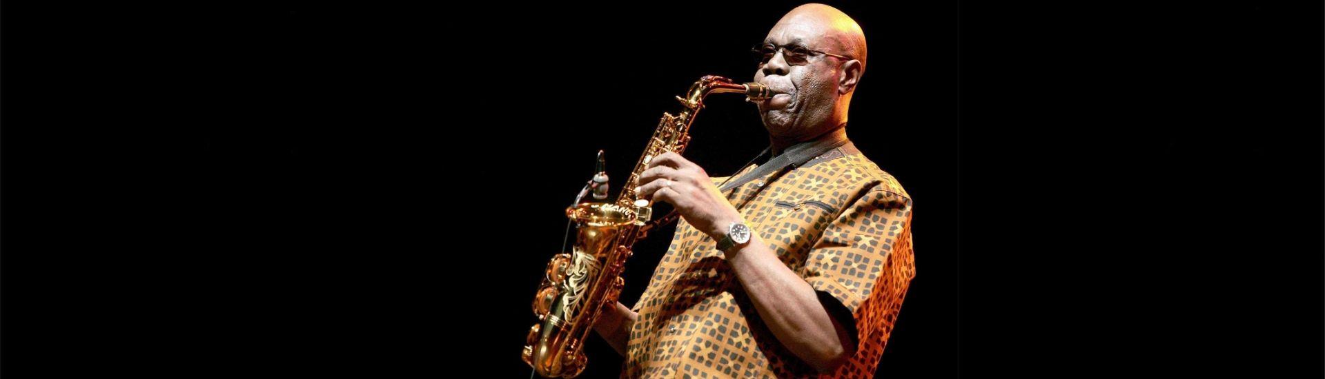 Manu Dibango Jazz Cameroon