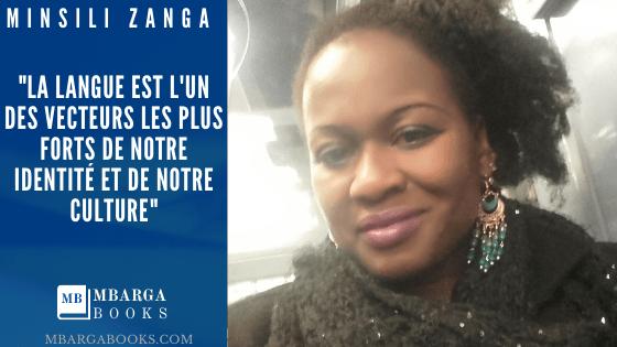 Interview Minsili Zanga par Joseph Mbarga