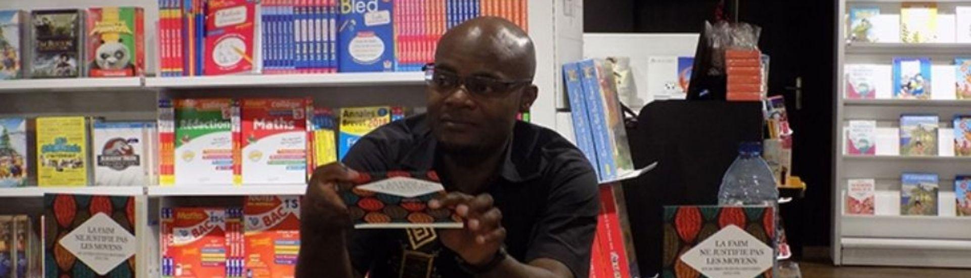 Joseph Mbarga, auteur camerounais