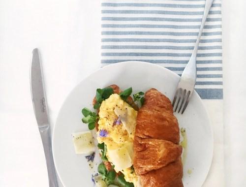 breakfast french