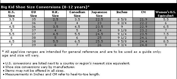 burberry shoe size chart: Burberry shoe size chart toddler girls shoe size chart