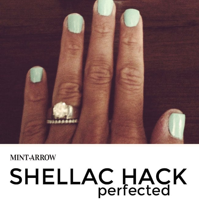 Diy Sac Make Your Polish Last A Week No Curing Light Required