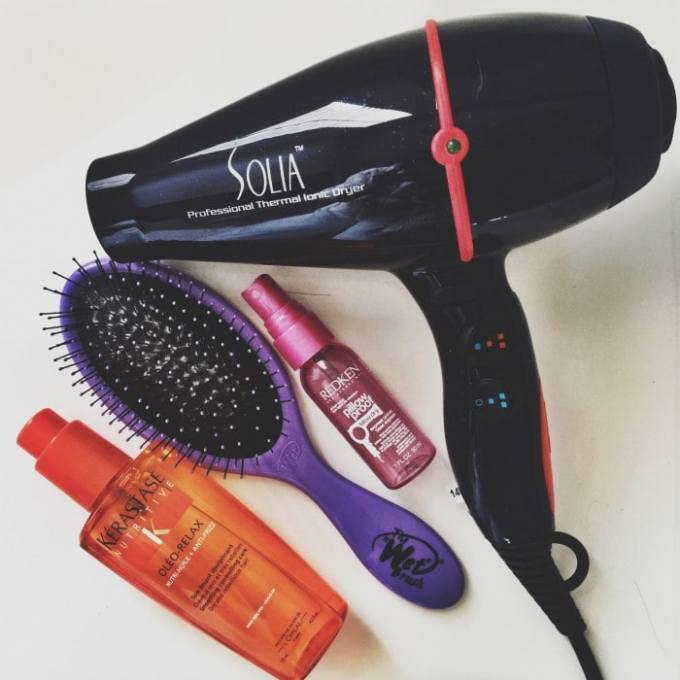 favorite blowout tools and products