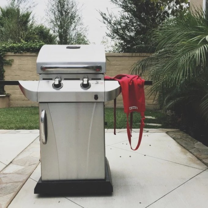 char-broil grill $100 off