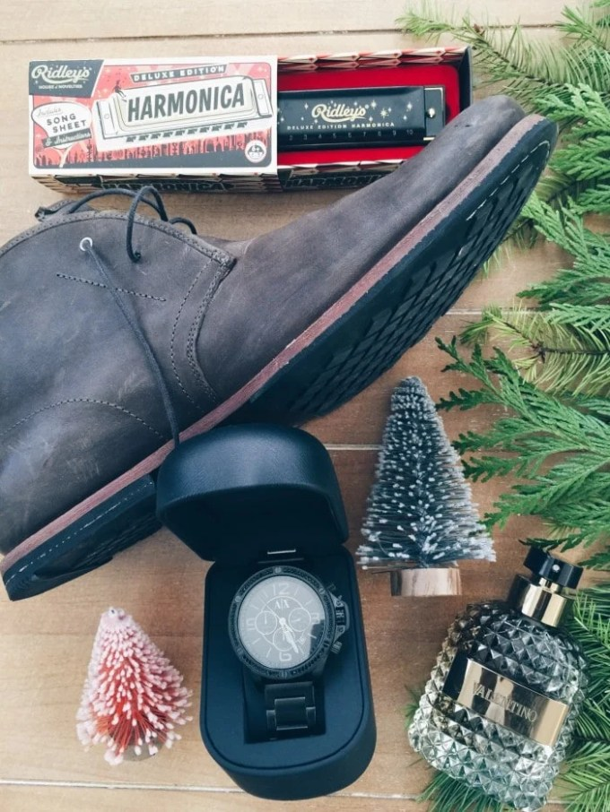 men's gift guide - what he'll actually use and LOVE this year!