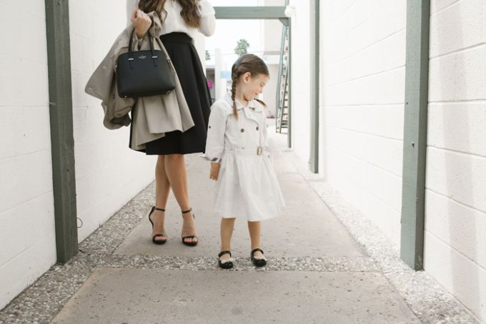 mommy and mini me burberry style