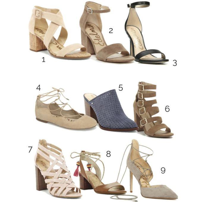 Favorite shoe picks