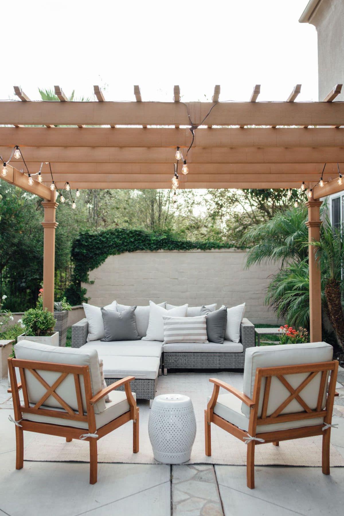 backyard reveal outdoor furniture sale mint arrow on Backyard Outdoor Furniture id=54488