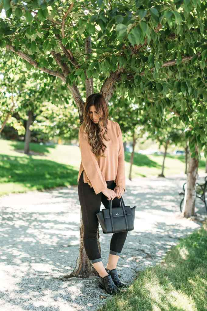 fall statement jeans Nordstrom