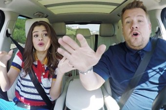 Quotable: James Corden, on nerves