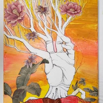 Creative, beautiful art at Mint Masterpieces, Part 2