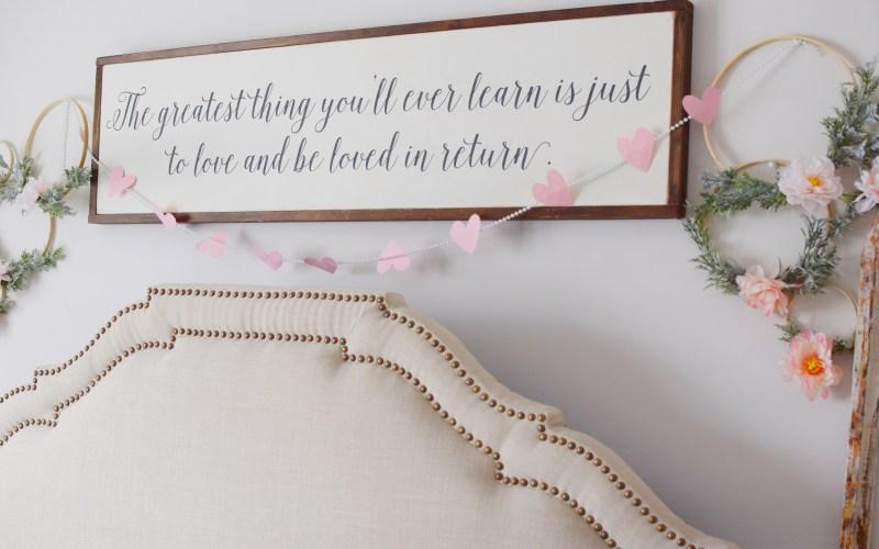 Easiest Valentines DIY.. EVER!