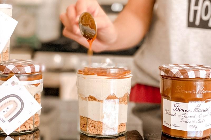 Dulce De Leche Dessert Jars