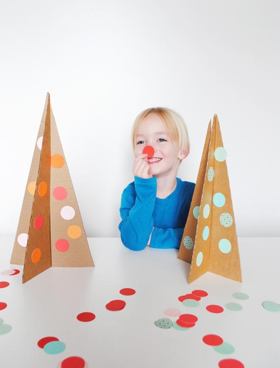 Easy Christmas Tree Decorations Make