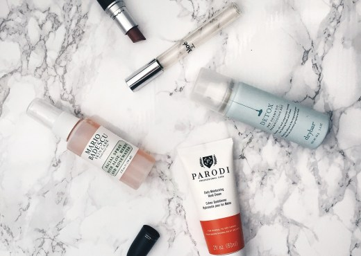 my favorite on-the-go beauty products