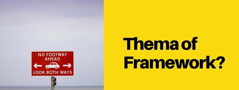 Wat is een WordPress Framework? Heb ik dat eigenlijk nodig?