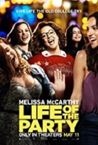 Life of the Party (2018) Watch Full Movie Online Free