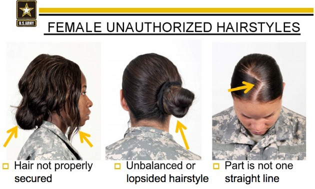 Army Under Fire Over New Grooming Rules