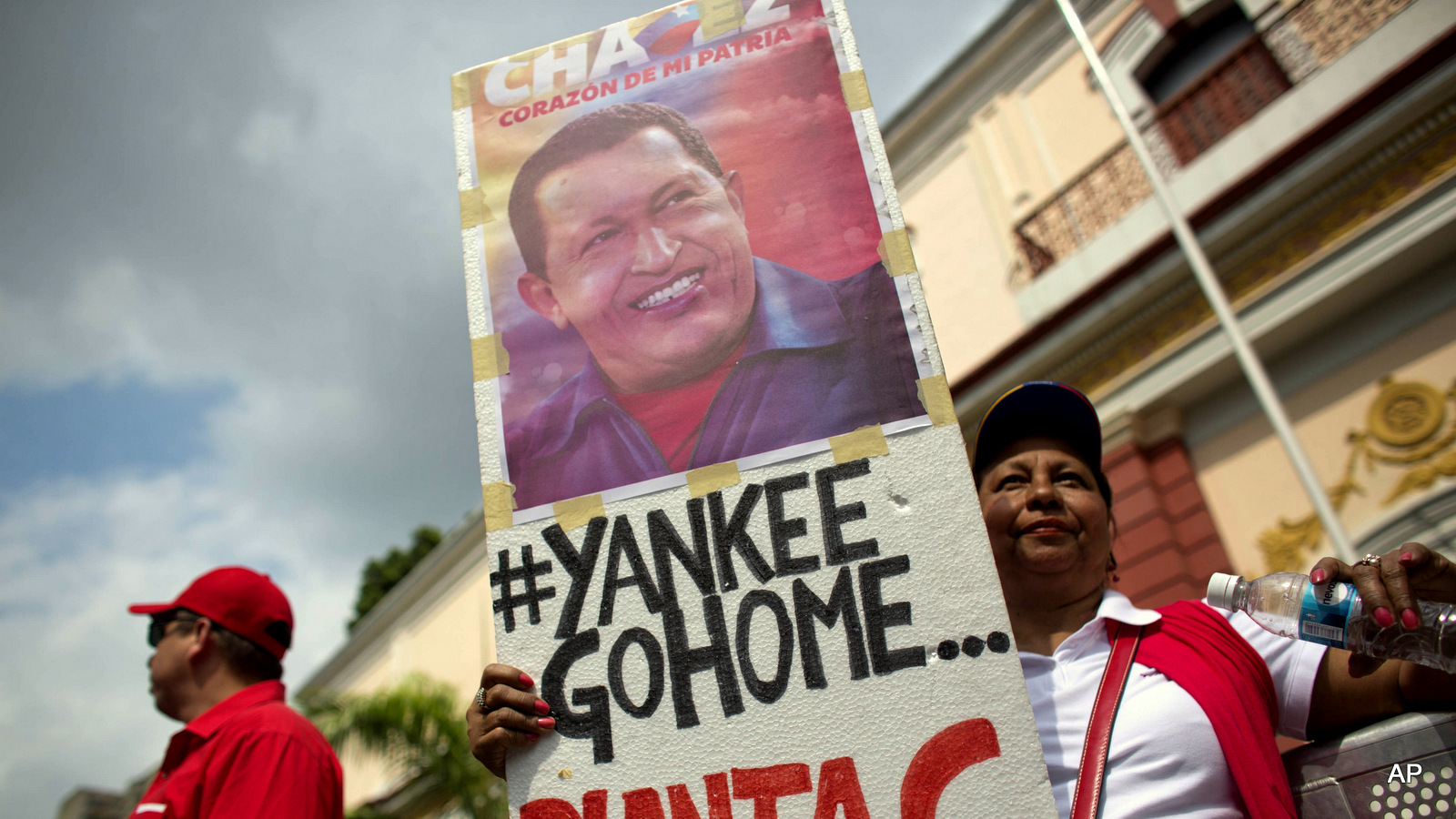 Venezuela Anti Imperialist March