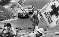 Unknown numbers of civilians, including children, were killed by the U.S.-backed El Salvadoran military in the civil war. (Photo: Reuters)