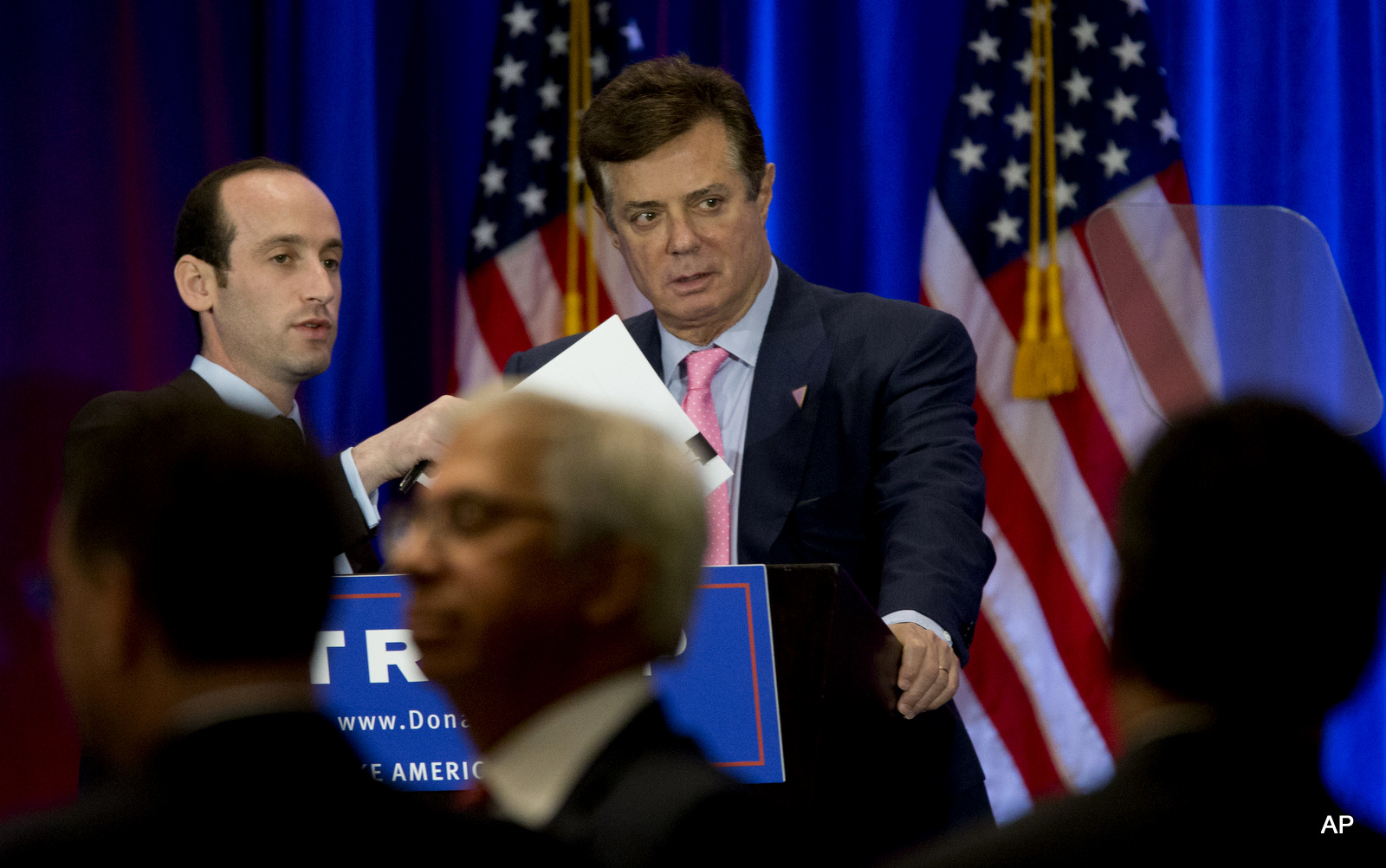 Image result for photos of paul manafort and rick gates