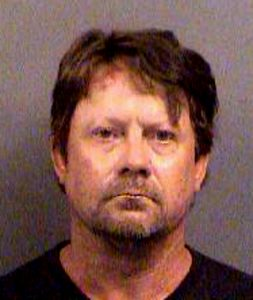 Patrick Eugene Stein. Stein is one of three members of a Kansas militia group who were charged Friday Oct. 14, 2016, with plotting to bomb an apartment building filled with Somali immigrants in Garden City, Kan.