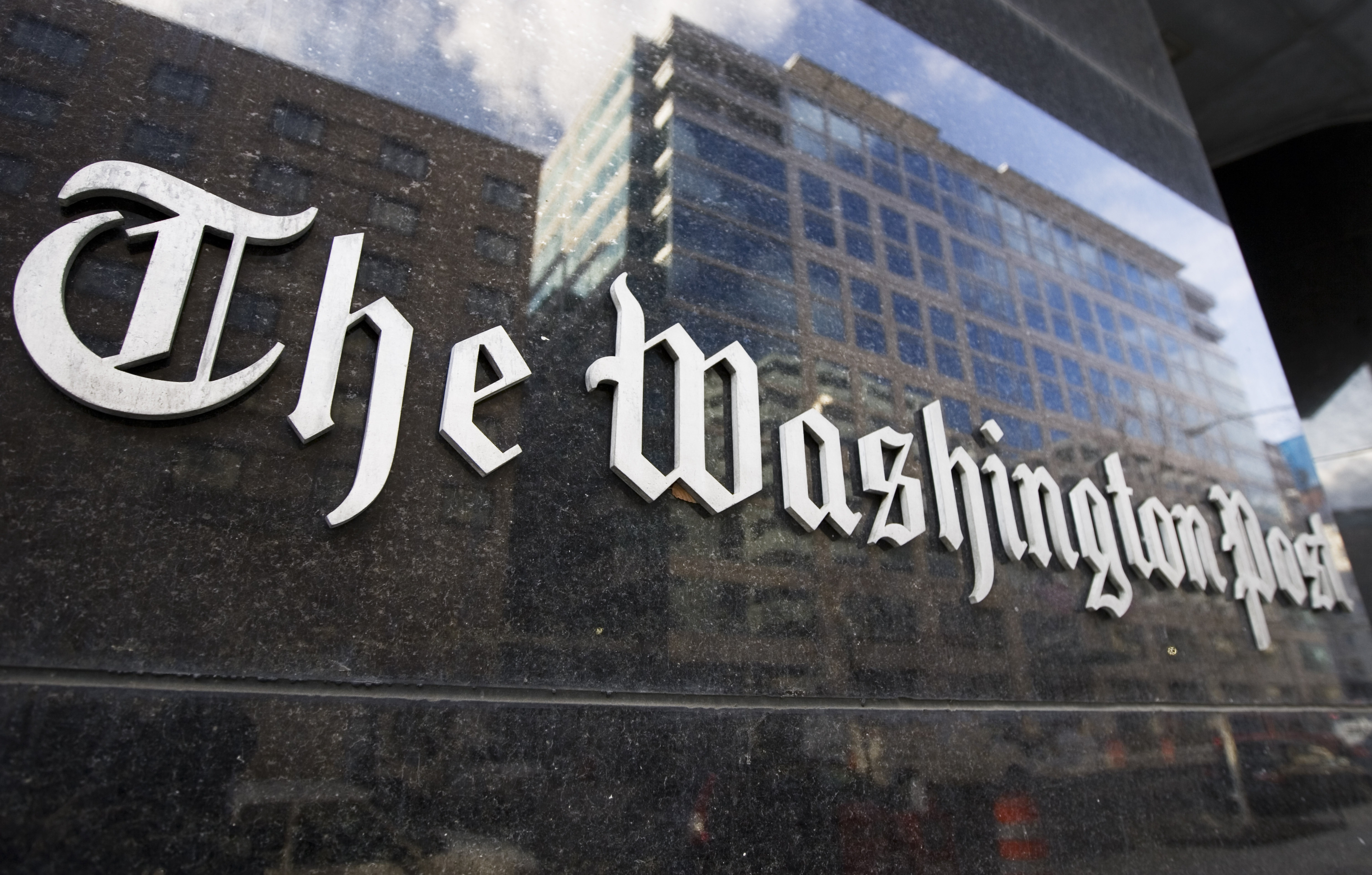 The Washington Post published a'McCarthyite Blacklist' of Independent News Sites that they deem 'fake news.' (AP Photo)