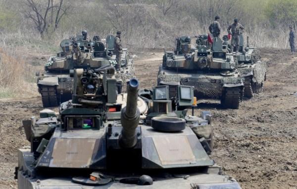 Trump Considers Kinetic Military Action On North Korea ...