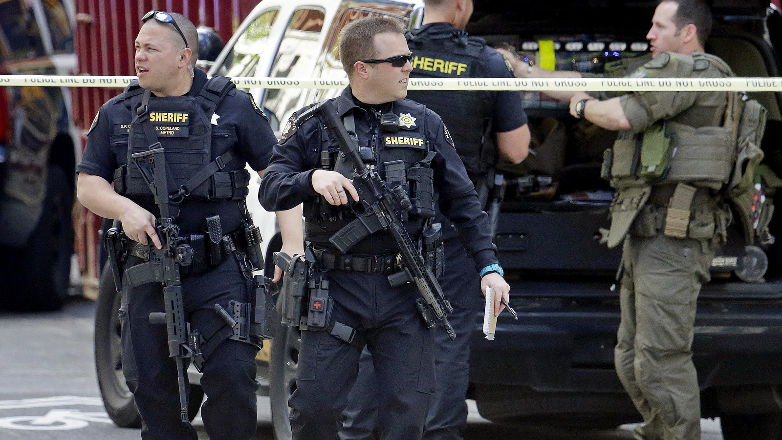 Seattle Cops Sue Over Police Reforms Claiming They