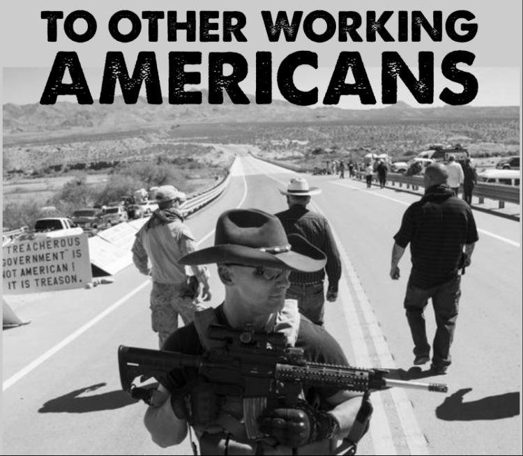 Cover of Redneck Revolt zine