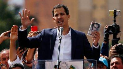 Venezuela | coup | Juan Guaido